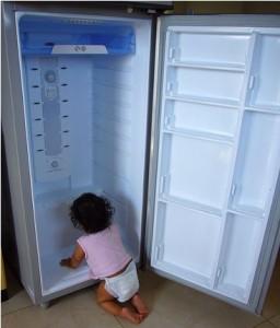 Voici un conseil pour nettoyer et d sodoriser votre for Nettoyage frigo vinaigre blanc
